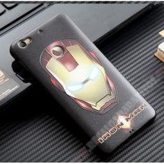 Carcasa Gel diseño Iron Man para Letv 1S One S X500