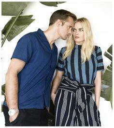 Alex and Margot