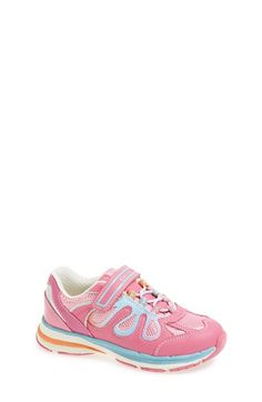 Toddler Girl's Geox 'Top Fly' Sneaker
