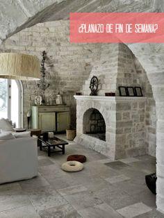 Tu Cajón Vintage: Una casa de wow en Puglia