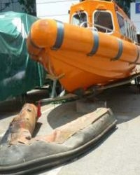 Foam elastomer boat fenders