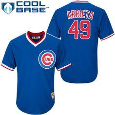 1982 Cubs Majestic throwbacks $49.99 at gocubsgoteamshop.com!