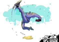 slip by P by ~EunDari on deviantART