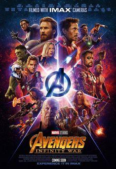 Avengers Infinity War 27/Abril/2018