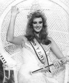 Miss Venezuela 1983 Paola Ruggieri