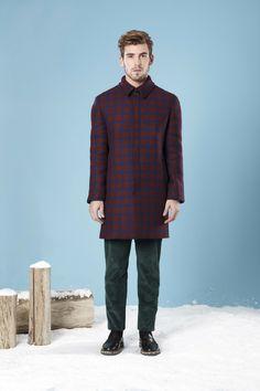 Paul & Joe | Fall 2014 Menswear Collection.