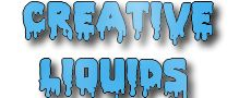 We are glad to announce our affiliation with a brand new vaping forum called CREATIVE LIQUIDS! You can find our vendor section here along with our discount codes and alle the new items.  Come and check it out!   www.creativeliquids.com