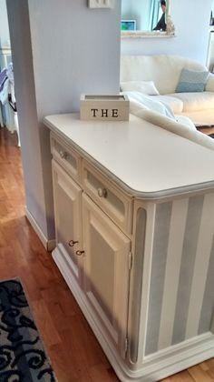 credenza a specchio : credenza more oggetti reciclati credenzas painted furniture le mie my ...