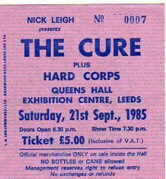 80's the Cure 2