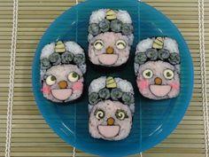 飾り巻き寿司 : 晴れ!!ときどき・・・