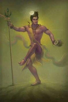 Majestic Shiva