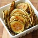 Zucchini Chips - Table for Two
