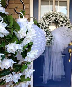 gorgeous entry designs by Timeless Creative Decor Home Wedding, Creative Decor, Event Decor, Special Day, Floral Wreath, Wedding Decorations, Wreaths, Design, Home Decor