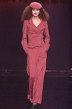 Sonia Rykiel Fall 2000 Ready-to-Wear Fashion Show - Sonia Rykiel, Noot Seear