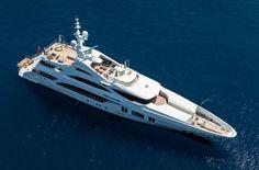 Benetti's new Ocean Paradise