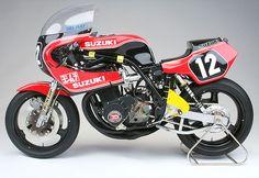 Suzuki Endurance #motorcycles #caferacer #motos | caferacerpasion.com