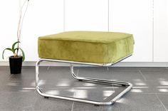 Puff Krömart die perfekte Ergänzung zum Sessel