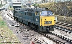 br class 52 liveries - Google Search Electric Locomotive, Diesel Locomotive, South Devon, Electric Train, British Rail, Great Western, Barns, Westerns, Transportation