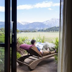 Hapuku Lodge + Tree Houses is a contemporary country hotel located on a   deer breeding farm in the South Island of New Zealand, just 12 kilometers   north of the renowned eco-marine town of Kaikoura.