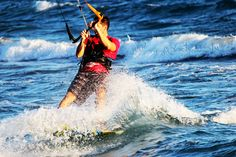 Cyprus Summer 2014 Catch up soon. Kitesurfing, Surfs Up, Cyprus, Summer 2014, Water, Sports, Image, Gripe Water, Hs Sports