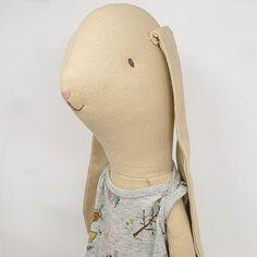 o. Anleitung :  Maileg Mega Maxi Bunny, 34 inches