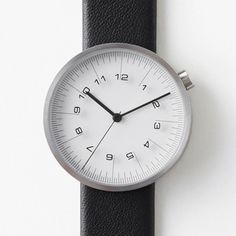 Japanese studio Nendo's range of watches based on draughtsmen's tools is now available for pre-order exclusively at Dezeen Watch Store.
