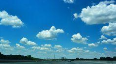 Open skies in Texas