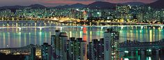 Awesome picture of wonderful Seoul!