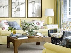 House Tour: Righting the Ship - living room