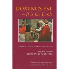 HIGHLY recommended. Originally published in Italian by the Vatican Press, this book offers readers insights into the sacrality which ought to surround the distribution and reception of Holy Communion Relying on accurate history and good theology, the author makes a plea for a return to distributing the Eucharist to kneeling communicants on the tongue — the practice now restored at papal liturgies by Pope Benedict XVI. The book comes with the endorsement of the Pope.