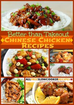 Mmmm! Slow Cooker Chinese Food Recipes