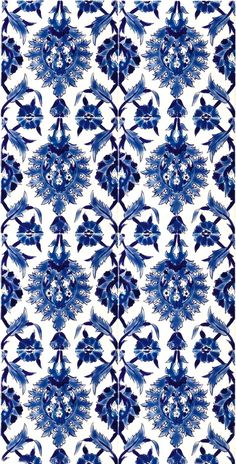 Traditional Iznik Turkish Tile