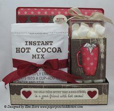 Hot Cocoa Holder Tutorial - bjl