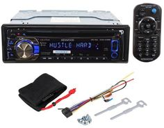 Brand New Kenwood KDC-X396 Single Din In-Dash Car Stereo CD Receiver with System Q Sound Control and IPod/IPhone Direct Control via USB Input by Kenwood. $109.95. Brand New Kenwood KDC-X396 Single Din In-Dash Car Stereo CD Receiver with System Q Sound Control and IPod/IPhone Direct Control via USB Input  Features      Kenwood KDC-X396 Single Din In-Dash Car Stereo CD Receiver     Peak Power: 50 Watts x 4 Channels     RMS Power: 22 Watts x 4 Channels     Built-in MOS...