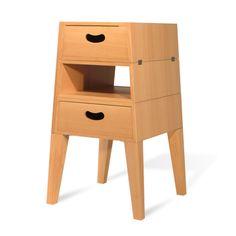 abode/TABLE=CHEST 136500yen テーブルからチェストへ、形を変化させる美しい家具