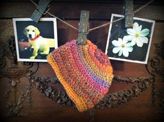 Baby Beanie Ready To Ship by peacelovecreations on Etsy, $12.00