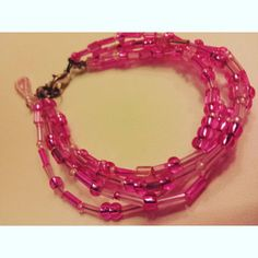 Check out this item in my Etsy shop https://www.etsy.com/listing/469722908/breast-cancer-awareness-bracelet-cancer