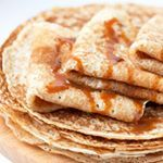 Pannenkoeken, yum!Natuurlijk kun je pannenkoekenmix uit een pakje gebruiken, maar dat is eigenlijk helemaal niet