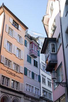 9 negozi per un po' di shopping a Zurigo