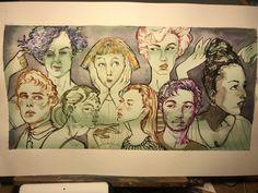 Painting & Drawing, Artworks, Princess Zelda, Drawings, Illustration, Fictional Characters, Sketches, Illustrations, Drawing