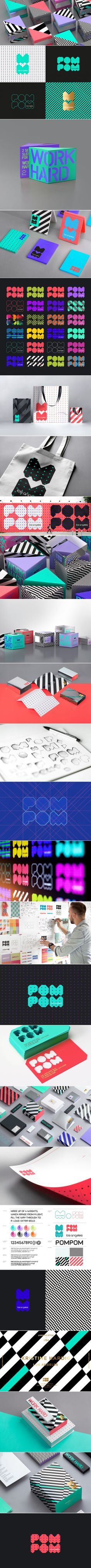 POM POM — The Dieline | Packaging & Branding Design & Innovation News