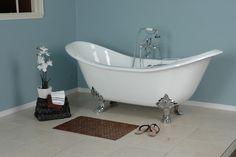 double-slipper-clawfoot-tub-bathtubs-vintage-tub-amp-bath-claw-foot-bathtub.jpg (640×426)