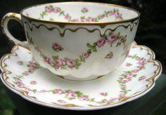 Identifying Antique Haviland Limoges Patterns - I - - I Antique Online