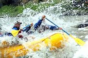 White-Water Rafting on the Yellowstone River with Flying Pig Adventure Company: Gardiner, MT