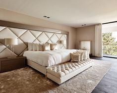 The Netherlands / Private Residence / Bed Room / Eric Kuster / Metropolitan Luxury