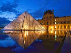 The Louvre Museum Paris France is the largest and the most visited museum in the world. Located along the banks of the Seine River, this is a fascinating place to visit. The Louvre has a magnificent structure, but it also homes a great diversity of famous works of art.