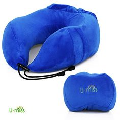 Amazon Lightning Deal Alert 60% claimed: U-miss Travel Pillow - U-shape Memory Foam Neck Pillow with Washable C... #LavaHot http://www.lavahotdeals.com/us/cheap/amazon-lightning-deal-alert-60-claimed-travel-pillow/123391