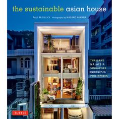 With over 350 vibrant photographs, extensive commentary and architectural plans, this architecture and design book showcases the modern luxury homes of Asia.   The Sustainable Asian House celebrates modern architecture as an expression of environmental, social and cultural sustainability as seen in some of the most breathtaking luxury homes in Southeast Asia.