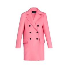 149d2e9797 Products by Louis Vuitton  Double Breasted Cashmere Coat