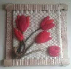 Resultado de imagen para telar decorativo con flores | telar ... - #con #de #decorativo #FLORES #imagen #para #Resultado #telar
